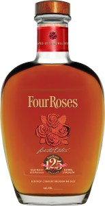 four roses 125th anniversary small batch 154x300 Review: Four Roses Limited Edition Small Batch Bourbon 2013 Edition   125th Anniversary