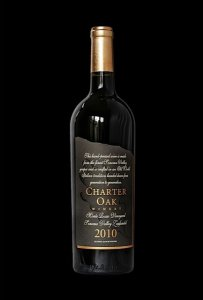 Review: 2010 Charter Oak Zinfandel Sonoma Valley Monte Rosso Vineyard