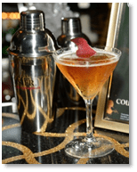 goldlife Recipe: Fall Cocktails from Courvoisier