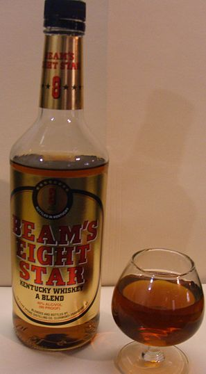 Beams Eight Star Review: Beams Eight Star Whiskey