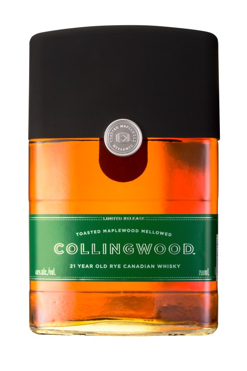 Collingwood Rye 21 Year Old high res 525x787 Review: Collingwood 21 Year Old Rye Canadian Whisky