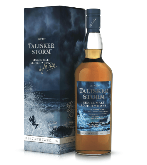 talisker storm 525x590 Review: Talisker Storm Single Malt Whisky