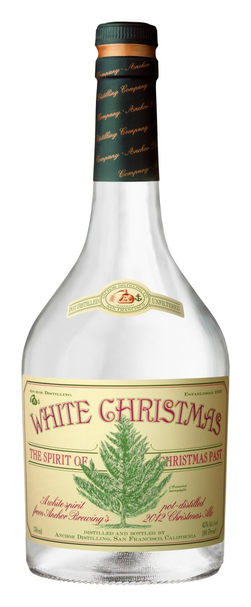 Anchor White Christmas 497x1200 Review: Anchor Distilling White Christmas White Whiskey