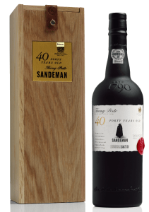 Sandeman 40YO Tawny 211x300 Review: Sandeman 2011 Vintage Port and 40 Year Old Tawny Port