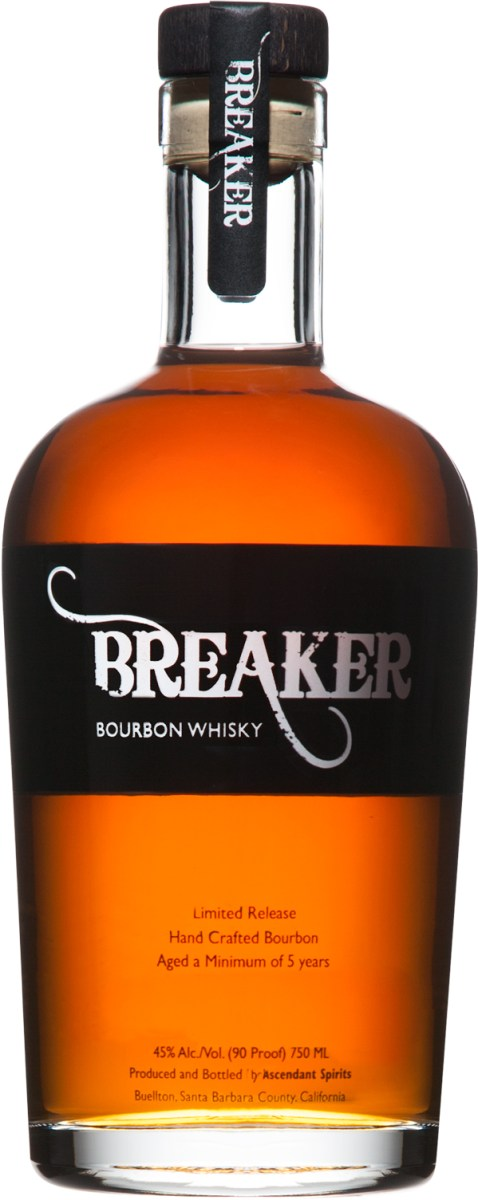 breaker bourbon 478x1200 Review: Breaker Bourbon