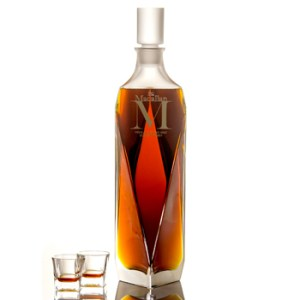MacallanM 300x300 Drinkhacker Reads   01.20.2014   Macallan Sets Record For Worlds Most Expensive Scotch