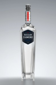 Russian Diamond Vodka 750ml Hi Res Image Nov. 2013 199x300 Review: Russian Diamond Vodka