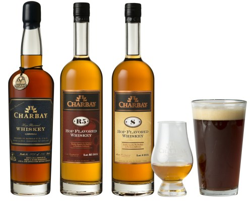 WhiskeyFall2013150dpi 525x419 Review: Charbay R5, S, and Release III Hop Flavored Whiskeys