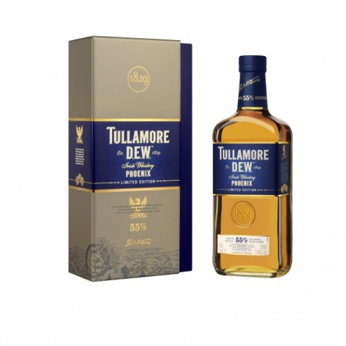 Tullamore D.E.W. Phoenix Limited Edition 525x525 Review: Tullamore D.E.W. Phoenix Irish Whiskey