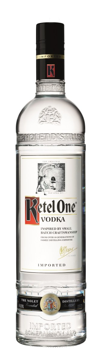 ketel one 2014 bottle