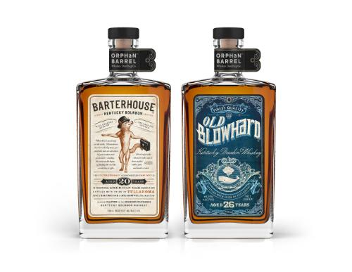 Review: Diageo Orphan Barrel Project: Barterhouse and Old Blowhard Bourbon