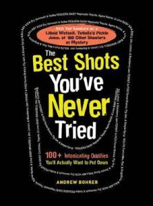 The Best Shots Youve Never Tried 222x300 Book Review: The Best Shots Youve Never Tried