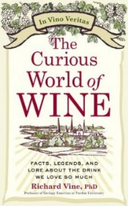curious world of wine 187x300 Book Review: The Curious World of Wine