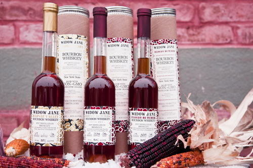 widow jane heirloom bourbons