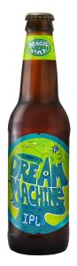 Dream Machine 12 oz bottle 87x300 Review: Magic Hat Dream Machine IPL