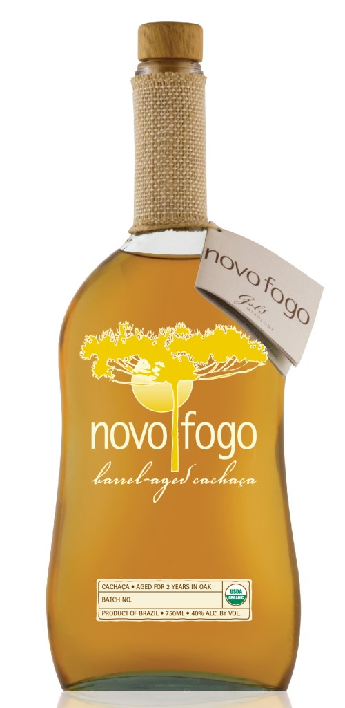 novo fogo Barrel Aged Bottle FB9C101 525x1076 Review: Novo Fogo Cachaca