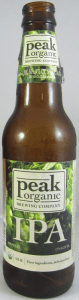 peak organic ipa 79x300 Review: Beers of Peak Organic Brewing Company