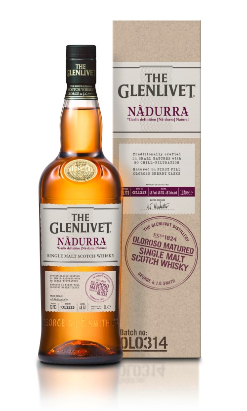 The Glenlivet Nadurra Oloroso bottle 2 525x874 Review: The Glenlivet Nadurra Oloroso