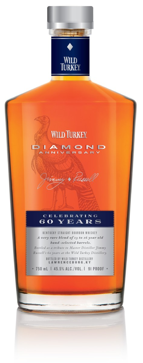 wild turkey diamond anniversary 473x1200 Review: Wild Turkey Diamond Anniversary Bourbon