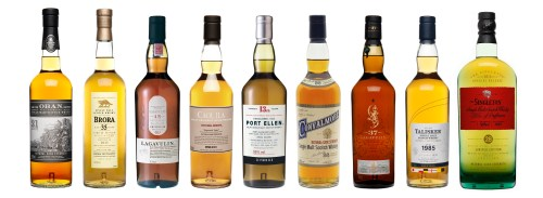 2013 Special Releases Group Shots High Res1 525x193 Review: Brora 35 Years Old Limited Edition 2013