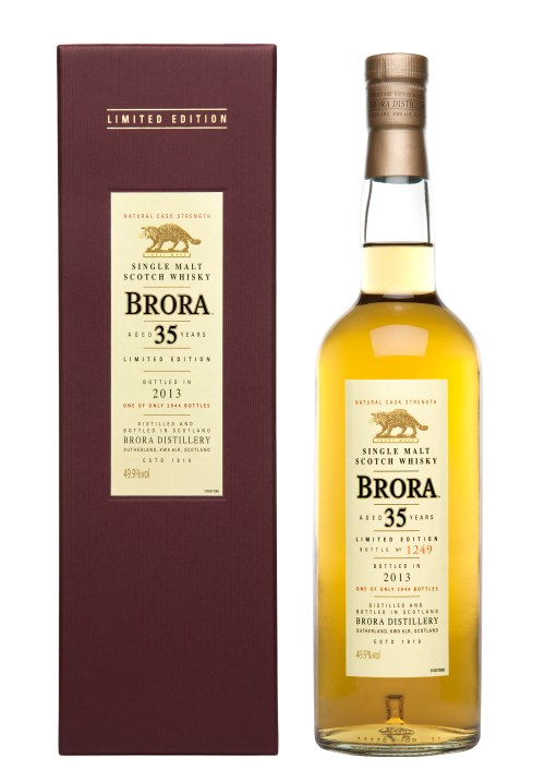 Brora 35yo 2013 High Res 525x742 Review: Brora 35 Years Old Limited Edition 2013