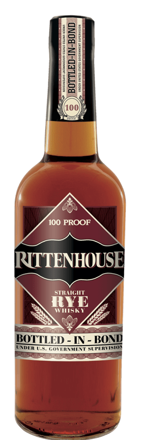 Rittenhouse 100 Review: Rittenhouse Straight Rye Whisky 100 Proof Bottled in Bond