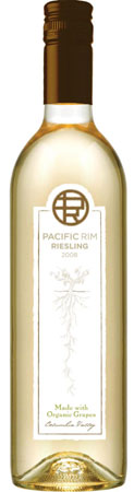 pacific rim riesling Review: 2012 Pacific Rim Riesling and Vin de Glaciere
