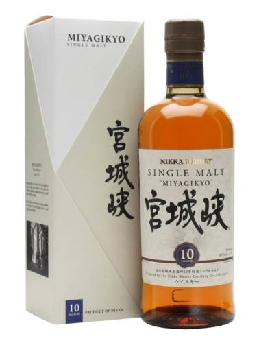 10year 525x700 Review: Nikka Miyagikyo 10 Years Old