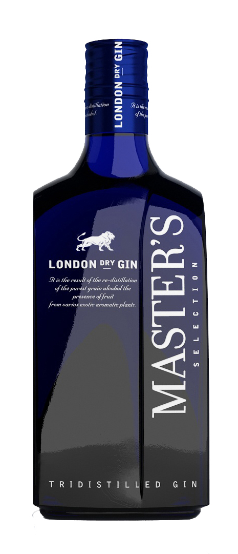 MASTERS FRONT Review: Masters Selection London Dry Gin