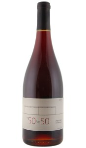 The 50 by 50 Pinot Noir Sonoma Coast 175x300 Review: The 50 by 50 Pinot Noir and Rose