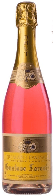 gustave lorentz cremant 4 Cremant dAlsace Wines Reviewed, 2014 Releases