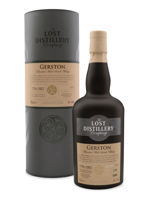 lost distillery gerston 525x721 Review: Whiskies of Lost Distillery   Auchnagie, Stratheden, and Gerston