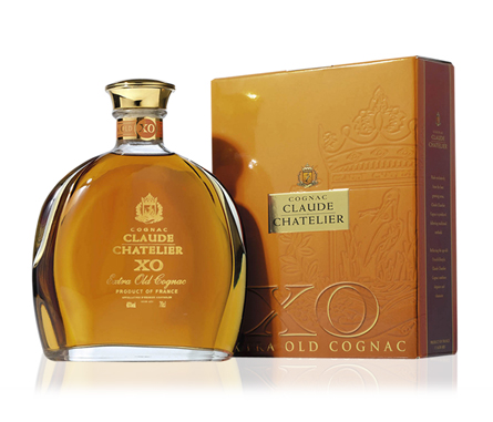 cognac claude chatelier xo extra b Review: Cognac Claude Chatelier XO