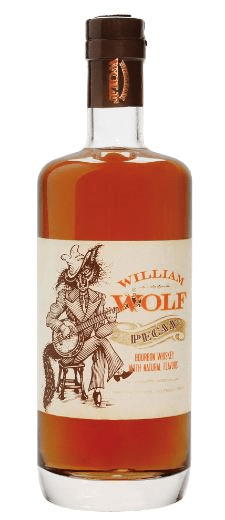 william wolf pecan bourbon Review: William Wolf Pecan Bourbon