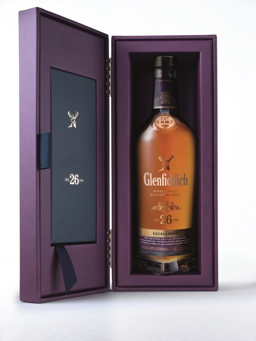glenfiddich 26 525x700 Review: Glenfiddich Excellence 26 Years Old