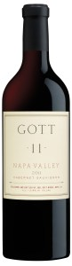Joel Gott 2011 11 Cabernet Sauvignon HI Res Bottle 81x300 Review: Wines of Joel Gott, 2012 Vintage
