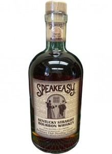 speakeasy 219x300 Review: Speakeasy Bourbon