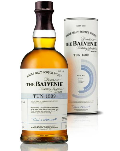 The Balvenie Tun 1509 batch 1 525x660 Review: The Balvenie 25 Years Old Single Barrel and Tun 1509, Batch 1 Single Malt