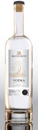 rolling river vodka