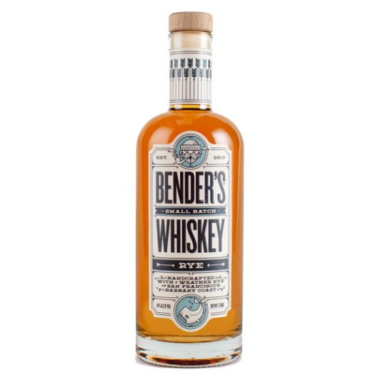 bender's whiskey