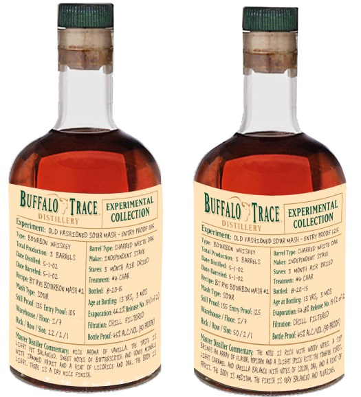 buffalo trace OFSM Experimental Sept 15