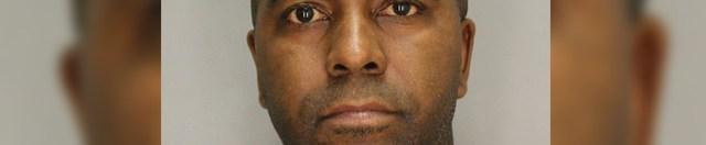 Patrick Butler mugshot as seen on WSOC TV
