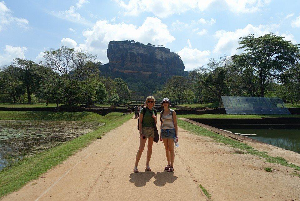 Hanna in Sri Lanka. Photo courtesy of Hanna Travels