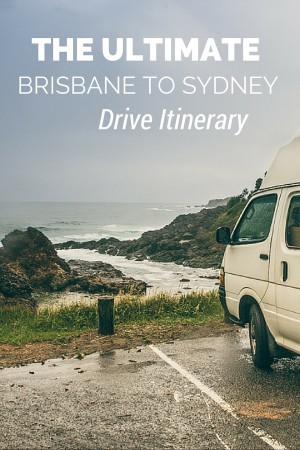 The ultimate Brisbane to Sydney Drive Itinerary
