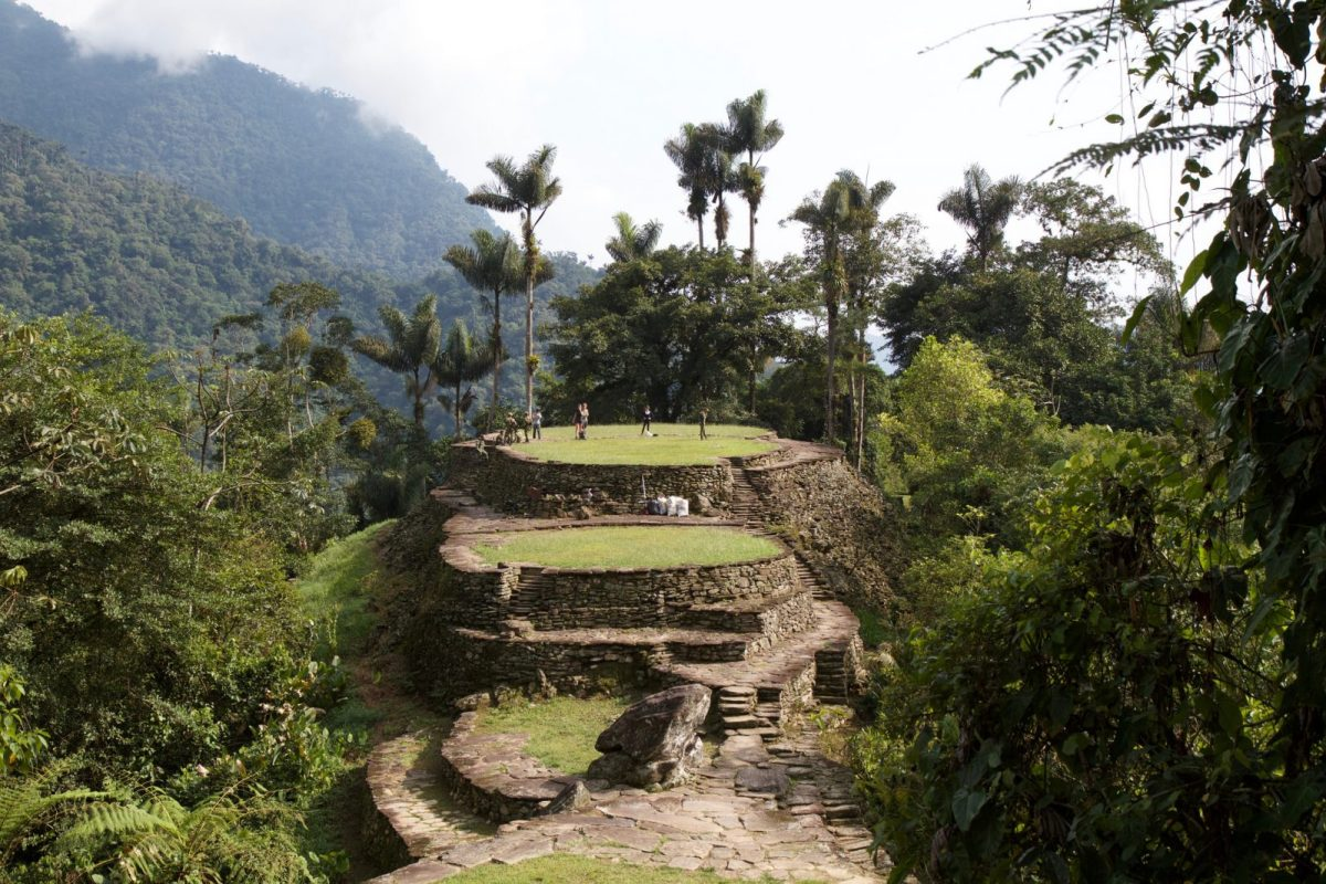 Trek to Lost City, Colombia