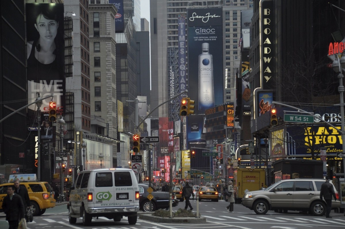 New York City. Photo by faungg's photos via Flickr CC