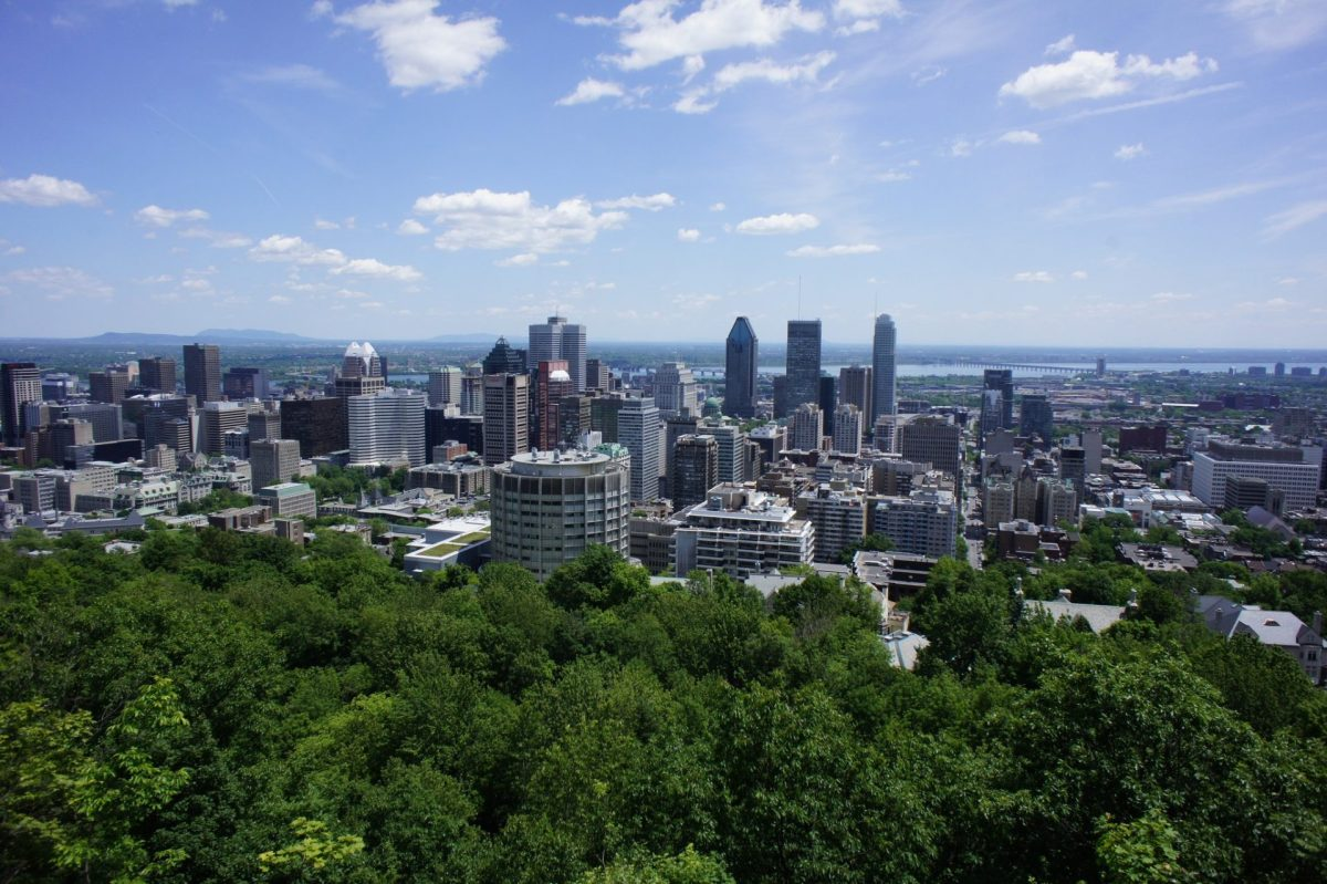 Montreal photo by barnyz via Flickr.com
