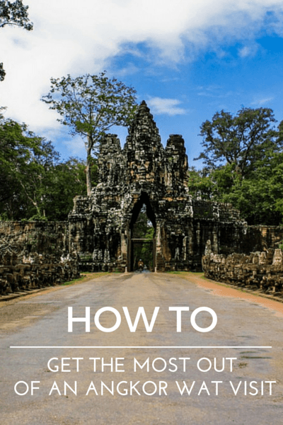Angkor Wat has always been at the top of the list for anyone visiting Cambodia. Here is a bit of advice to help you get the most out of your Angkor Visit.