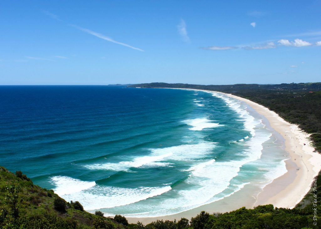 Top things to do in Australia: 4. Rent a 4x4 and spend a few days exploring Fraser Island