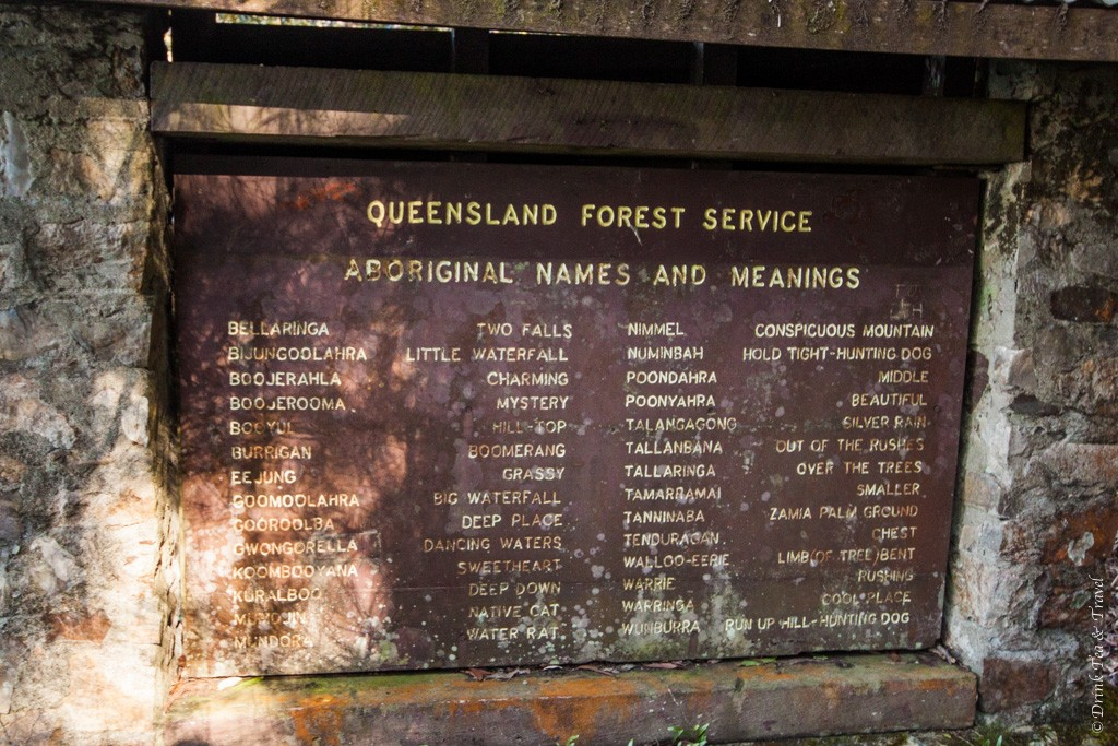 Aboriginal Language in Australia